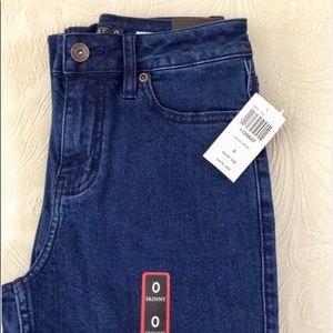 Hot Topic BlackHeart Indigo Jeans